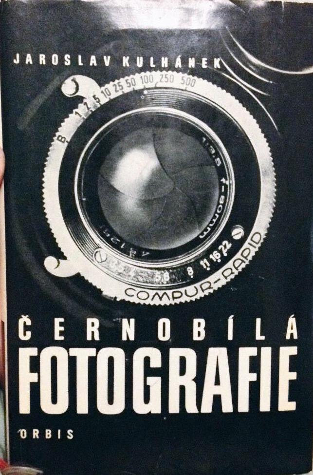 Jaroslav Kulhánek, Černobílá fotografie